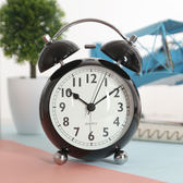 床頭懶人創意床頭個性鬧鐘超大聲學生靜音