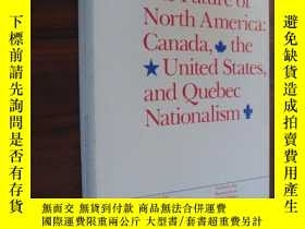 二手書博民逛書店The罕見Future of North America:Can