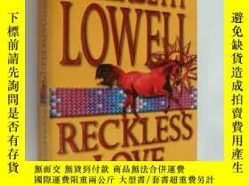 二手書博民逛書店Reckless罕見Love 大膽的愛Y85718 Elizab