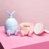 嬰兒童乳牙盒牙齒肚臍帶收藏瓶子紀念品禮物寶寶胎毛發保存收納盒