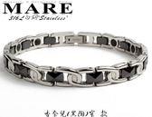 【MARE-白鋼&陶瓷】系列:香奈兒 (黑陶) 窄 款