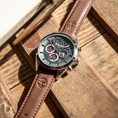 Timberland 天柏嵐 太陽能計時手錶-46mm TBL.15950JYS/03
