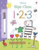 Wipe-Clean 1 2 3 可擦拭練習本:認識數字1 2 3