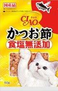 *~寵物FUN城市~*日本CIAO-貓咪零食 柴魚片(原味50g)貓點心