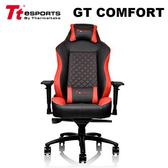 TT 曜越 GT COMFORT 系列專業電競椅 - 紅色  (本產品為DIY 自行組裝產品,不含安裝)