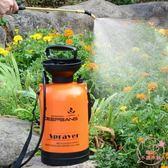 售完即止-深邦澆花噴壺園藝氣壓式手動噴霧器農用洗車噴水壺噴霧瓶5-17(庫存清出T)