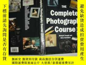 二手書博民逛書店The罕見Complete Photography Course