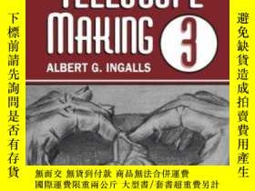二手書博民逛書店Amateur罕見Telescope MakingY256260 Albert G. Ingalls (edi
