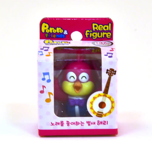 Pororo快樂小企鵝 Pororo哈利塑膠公仔_RR11010
