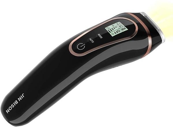 【日本代購】Reiwa最新版本3合1脫毛器 IPL光學 美容儀 家用 光感自動輻照男女通用 黑色