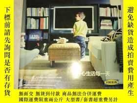 二手書博民逛書店IKEA罕見2011 開心生活每一天Y21839