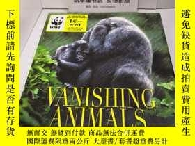 二手書博民逛書店WWF罕見Vanishing Animals (World Wi