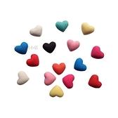 布藝紐扣彩色冰箱貼強力磁鐵磁貼磁性貼吸鐵石【步行者戶外生活館】