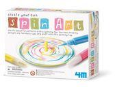 創意彩繪陀螺 Create Your Own Spin Art