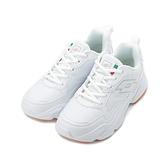 LOTTO 經典復古老爹鞋 白 LT9AWR0579 女鞋 鞋全家福