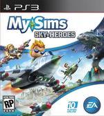 PS3 MySims Sky Heroes 小市民:天空英雄(小市民:空中英豪)(美版代購)
