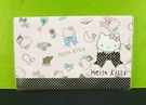 【震撼精品百貨】Hello Kitty 凱蒂貓~自黏便條-粉蝴蝶結