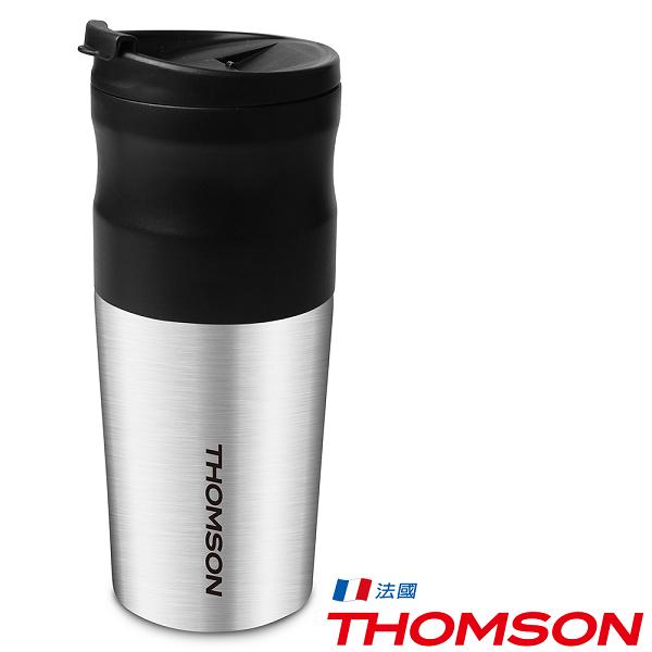 THOMSON 電動研磨咖啡隨行杯(USB充電) TM-SAL18GU【福利品九成新】