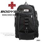 人氣包包品牌BODYSAC, 以日本YKK大拉頭配合杜邦化工CORDURA專業耐磨素材的機能包款 !