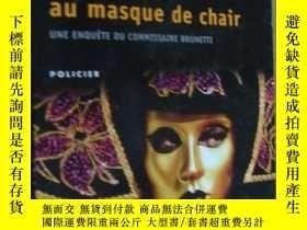 二手書博民逛書店LA罕見FEMME AU MASQUE DE CHAIRY164
