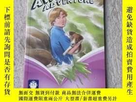 二手書博民逛書店Awesome罕見Adventure (Pearson Chap