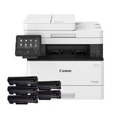 【CRG-052H相容碳粉匣五支】Canon imageCLASS MF429X 高速黑白雷射傳真事務機 全新機