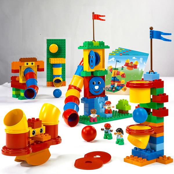 樂高積木 LEGO《 LT9076 》Duplo Education 得寶教育系列 - 管道探索組╭★ JOYBUS玩具百貨