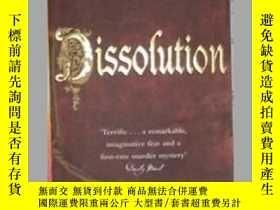 二手書博民逛書店英文原版罕見Dissolution by C. J. Sanso