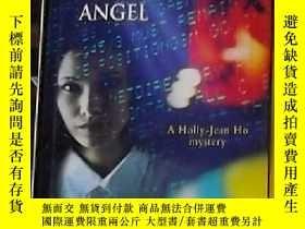 二手書博民逛書店英文原版罕見Grievous Angel by Irene Li