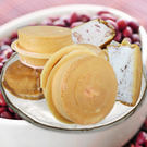 Buy917 【老爸ㄟ廚房】 屏東萬丹紅豆餅冰淇淋15包(口味:紅豆牛奶/香草/巧克力 三種任選)