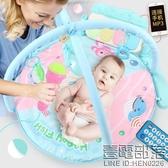 嬰兒健身架器腳踏鋼琴0-1歲新生兒玩具0-3-6-12個月益智男孩女孩