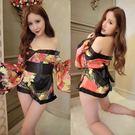 【預購】誘惑性感妖姬裝 日本 浴衣 和服 COSPLAY 角色扮演 A92010