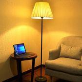落地燈客廳臥室床頭過道現代創意溫馨裝飾LED遙控喂奶落地台燈 LannaS
