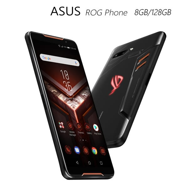 ASUS ROG Phone (ZS600KL) 8G/128G 電競手機