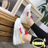 運動鞋女韓版ulzzang原宿百搭女鞋學生新款ins超火的鞋子