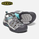 KEEN 女款 織帶涼鞋Newport Hydro 1018834 / 城市綠洲 (水陸兩用、輕量、戶外休閒鞋、運動涼鞋)
