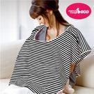 六甲村 -舒適型授乳巾(黑白色)哺乳巾 468元 (黑白3)
