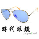 【台南 時代眼鏡 RayBan】雷朋 RB3025 167/68 58mm 太陽眼鏡墨鏡 旭日公司貨 開發票有保障