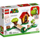 樂高積木 LEGO《 LT71367 》超級瑪利歐系列 - 瑪利歐之家&耀西 / JOYBUS玩具百貨