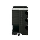 B-Line Boby Storage Trolly System Mod.M H73.5cm 巴比 多層式系統 收納推車 - 高尺寸 (六抽屜收納) 黑色款