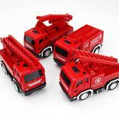 迷你開窗彩盒包裝回力合金車模 兒童玩具合金車頭車模《印象精品》yq65