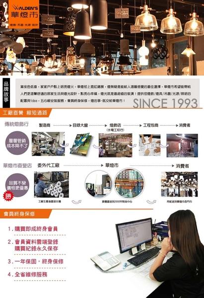 燈飾燈具【華燈市】T8型雷達波感應LED燈管 2 尺FG-00755