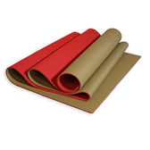 Yoganchor 瑜珈墊 壓紋系列 5mm - 礫石褐Roots