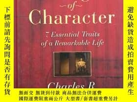 二手書博民逛書店The罕見Strength of Character: 7 Es