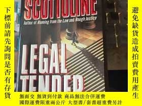 二手書博民逛書店Lisa罕見Scottoline v legal tenderY