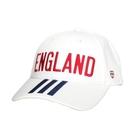 ADIDAS 足球運動帽(純棉 鴨舌帽 防曬 遮陽 運動 英國 愛迪達≡體院≡ FJ0997