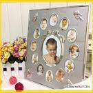 寶寶0-12個月成長相框 記錄 彌月禮
