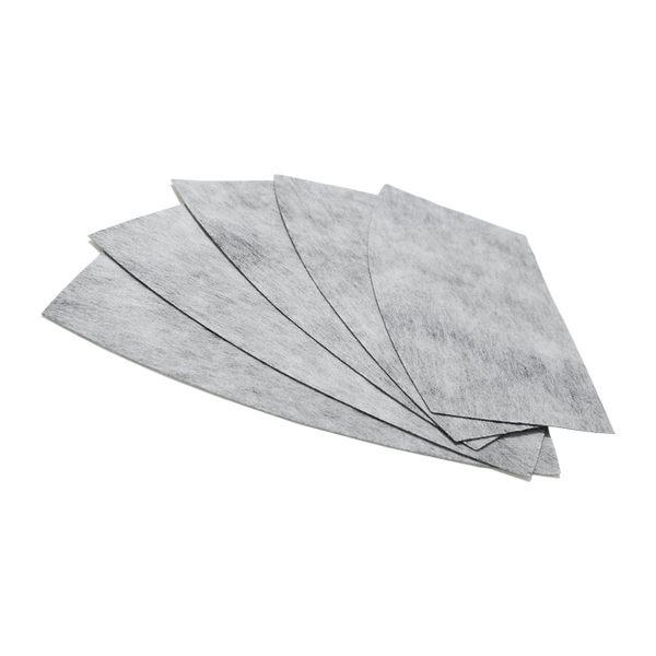 UV100 防曬 抗UV 活性碳濾片-單獨使用對抗流感(5入)