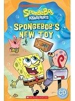 二手書《Spongebob Squarepants: Spongebob s New Toy (Popcorn Starter Readers)》 R2Y ISBN:9781909221857