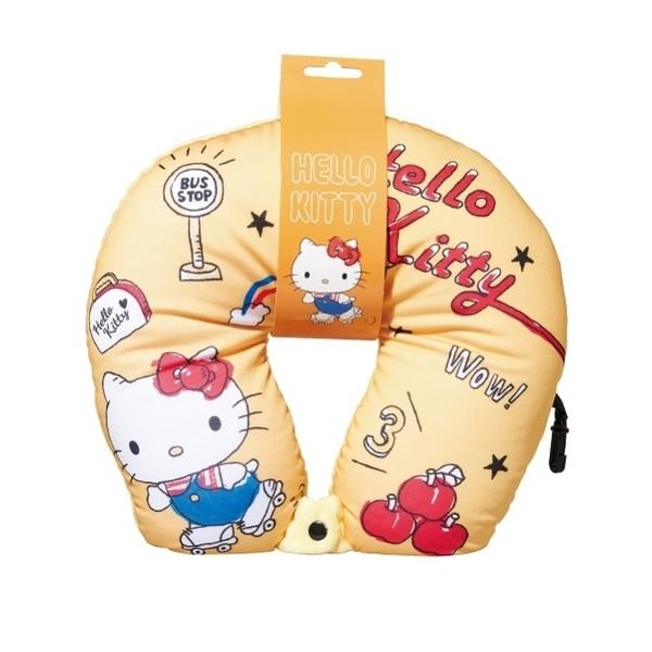 Hello Kitty U型枕【顏色隨機出貨】
